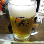 居酒屋 殿(シンガリ) - ビール