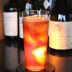バー キサラ - Pampero Aniversario Rum と China のカクテル (2015/06)