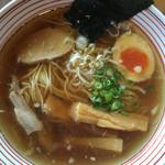中華そば 東京屋 - 料理写真:東京そば 720円