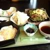 貴翔 - 料理写真:2015年5月 瓦そば御膳(松)【1380円】