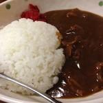 麺屋 さくら - 屋台スープで煮込んだコクカレー