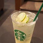 スターバックスコーヒー - スターバックス リフレッシャーズ クールライム(+50円でライム増量)