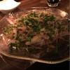 築地タマトミ - 料理写真:カツオのカルパッチョ