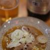 立飲みカドクラ - 料理写真:まずは煮込みで乾杯!