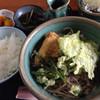Tokintei - 料理写真:そば定食810円