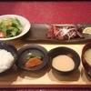五穀 - 料理写真:厚切り牛タン焼き定食