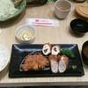 さぼてん - 料理写真:しゃぶしゃぶ巻きかつ「あじわい」定食 1399円
