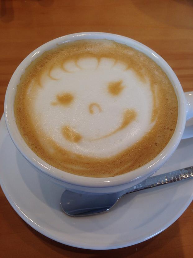 リズ カフェ