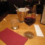 39573574 - グラスワインなど