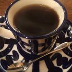 39576920 - セットドリンクは本日のコーヒー _キリマンジャロ
