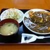 家庭料理エプロンママ - 料理写真:日替り \680