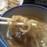 麺や ポツリ - 麺アップ