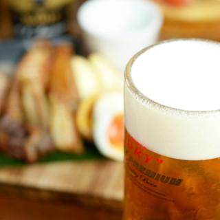 【旨さの為に】~美味いビールの為の手間は惜しみません!~