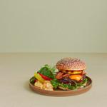 WAVES BURGER - 料理写真:WAVES BURGER これまでにないハンバーガー体験を、あなたに。