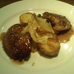 396893 - 鮪のホホ肉のソテー バルサミコ風味