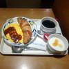 ラ・クチーナカフェ - 料理写真:モーニングAセット(420円)ブレンドコーヒーで