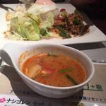 ガルーダ - ガバオライスセット1200円に付いてるスープ
