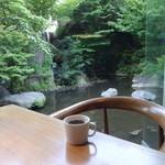 ガーデンレストラン オールデイ ダイニング - 食後はコーヒーでまったり