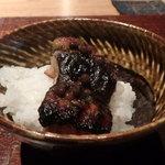 千翠 - 天然鰻のうな丼