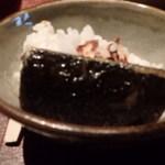 千翠 - 鰯丼