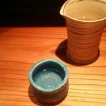 酒・肴 魚信 - 義侠 ・えにし  一合  550円
