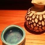 酒・肴 魚信 - 墨廼江  純米  580円