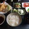 はなむら - 料理写真:ランチ 天ぷらごはんセット(1300円)