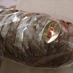 ソオカナ - イチジクとレーズンのパン