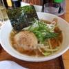 銚子麺屋 潮 - 料理写真:しょうゆ(680円)