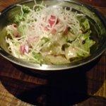 モテなし - サラダ