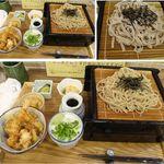 さんて - 蕎麦 さんて(名古屋市)食彩品館.jp撮影