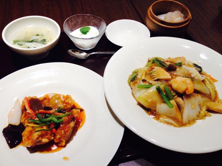 広東炒麺 南国酒家