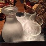 月味座 - 日本酒一合
