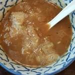 39643741 - つけ麺(つけ汁)
