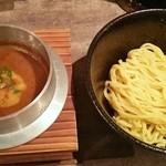 古都はピアノマン - 古都はピアノマン@渋谷 華麗つけ麺 並・チーズ