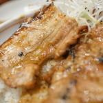 十勝豚丼 いっぴん - バラ