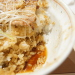 十勝豚丼 いっぴん - タレ多め