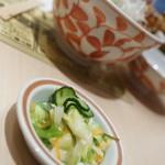 十勝豚丼 いっぴん - 浅漬け