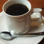 山小屋 - コーヒー