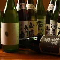 日本酒の奥深さを楽しむ、山口県の地酒の数々