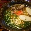 熊八珍 - 料理写真:沖縄そば ¥802