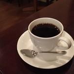 焙煎コーヒー豆ベースキャンプ - サービスで淹れてくれる珈琲。