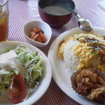 レストラン西厨房 -