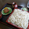 そば処 七福神小路 - 料理写真:もり ¥580