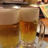 大衆酒場 さわ村 - ドリンク写真:ビールで乾杯!