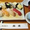 鮨清 - 料理写真:ランチにぎり 1080円 (''b