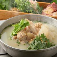 ☆比内地鶏専門店がこだわった煮込み健康鍋☆