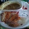 肉のみやき - 料理写真:カツカレー
