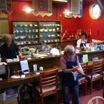 cafe KO-BA - 店内風景(建物内)