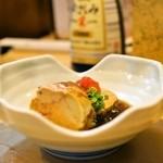 徳多和良 - 国産あん肝(432円)